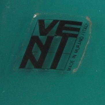 Green Murano Pendant by Paolo Venini for Venini & C, 1960s Italy