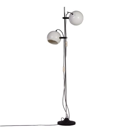 Herda Floor lamp with Tulip Base, 1970s | Mid Century Design