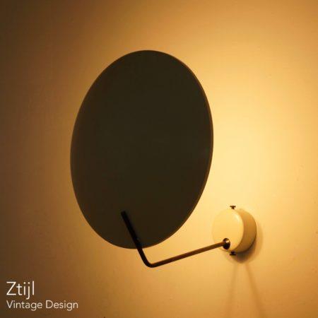 Italian Wall or Ceiling Lamp Model 232 by Bruno Gatta for Stilnovo, 1960s
