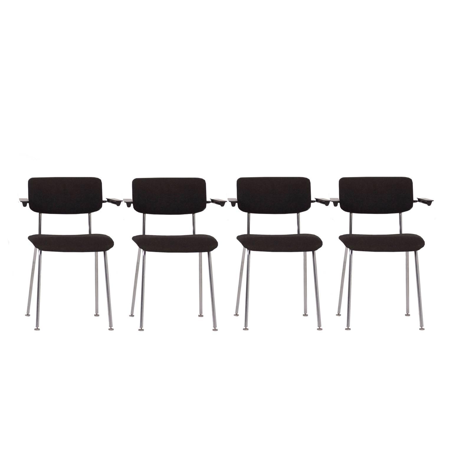 president office chair gispen. President Office Chair Gispen. Model 1235 Tubular Chairs By Gispen V