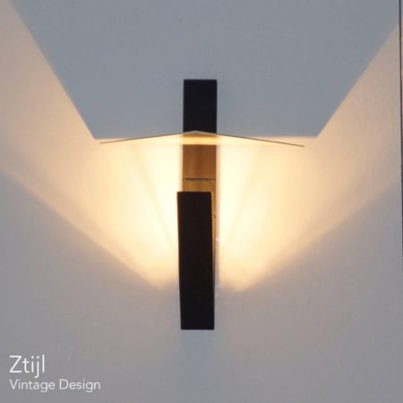 Set Wall Ligts Tria 23671 by Lucien Gau, Paris, 1990s