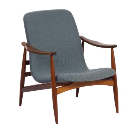 Vintage Arm Chair by Louis van Teeffelen for Wébé, ca. 1960 | Mid Century Design