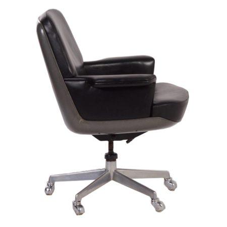 Wilkhahn Executive Office Chair, Germany ca. 1970s | Mid Century Design