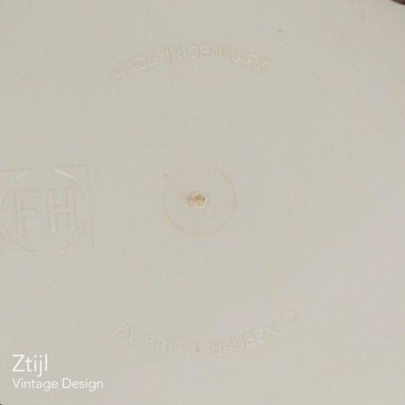 Danish Dot Stool 3170 by Arne Jacobsen for Fritz Hansen, 1981