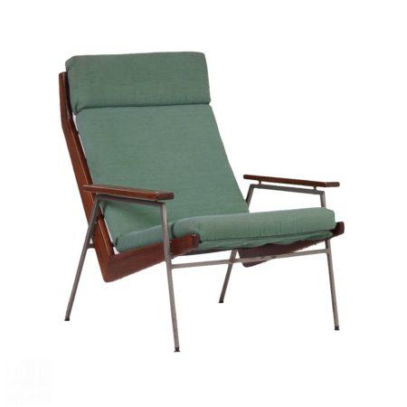 Vintage Gelderland Easy Chair Model 2261 ca. 1960s | Green | Mid Century Design