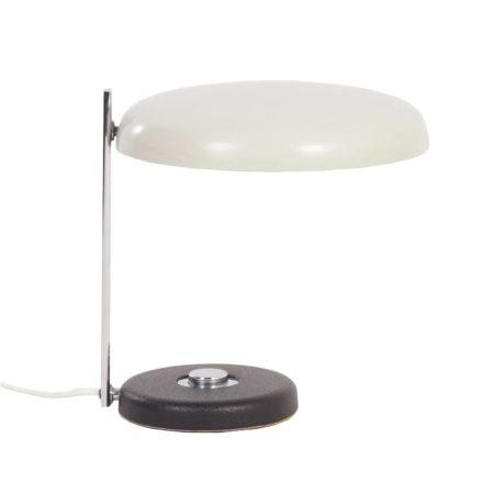 Chrome Counterbalance Desk Lamp by Optelma, Switzerland, 1970s
