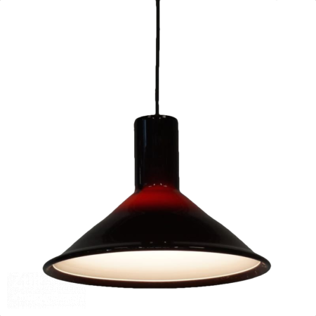 P&T Pendant by Michael Bang for by Holmegaard, 1972 | Mid Century Design