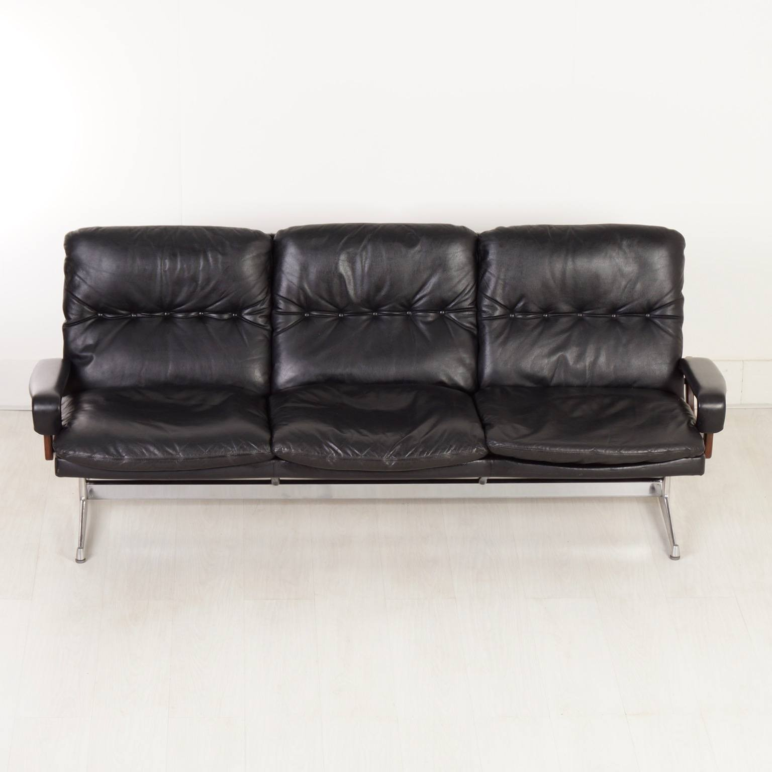 Sofa King Easy: King Sofa By Andre Vandenbeuck For Strassle, 1965