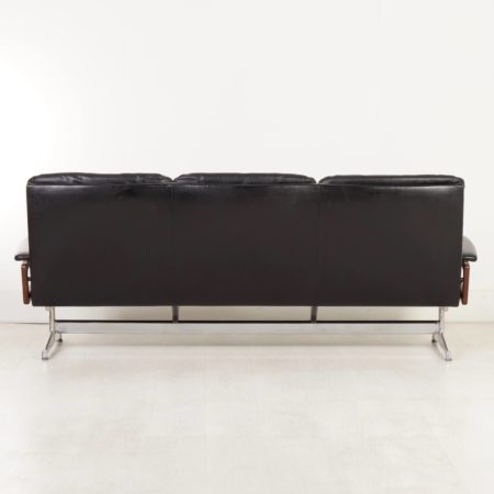 "3-Seater ""King"" Sofa by Andre Vandenbeuck for Strassle International, 1965"