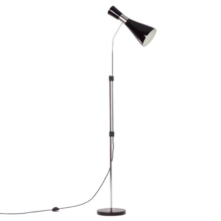 Diablo Floor Lamp from Fog and Morup, 1960s | Mid Century Design