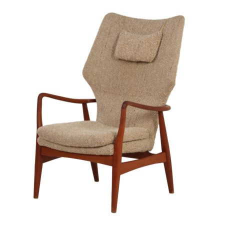 Men's Armchair by Aksel Bender Madsen for Bovenkamp, 1960s | Mid Century Design