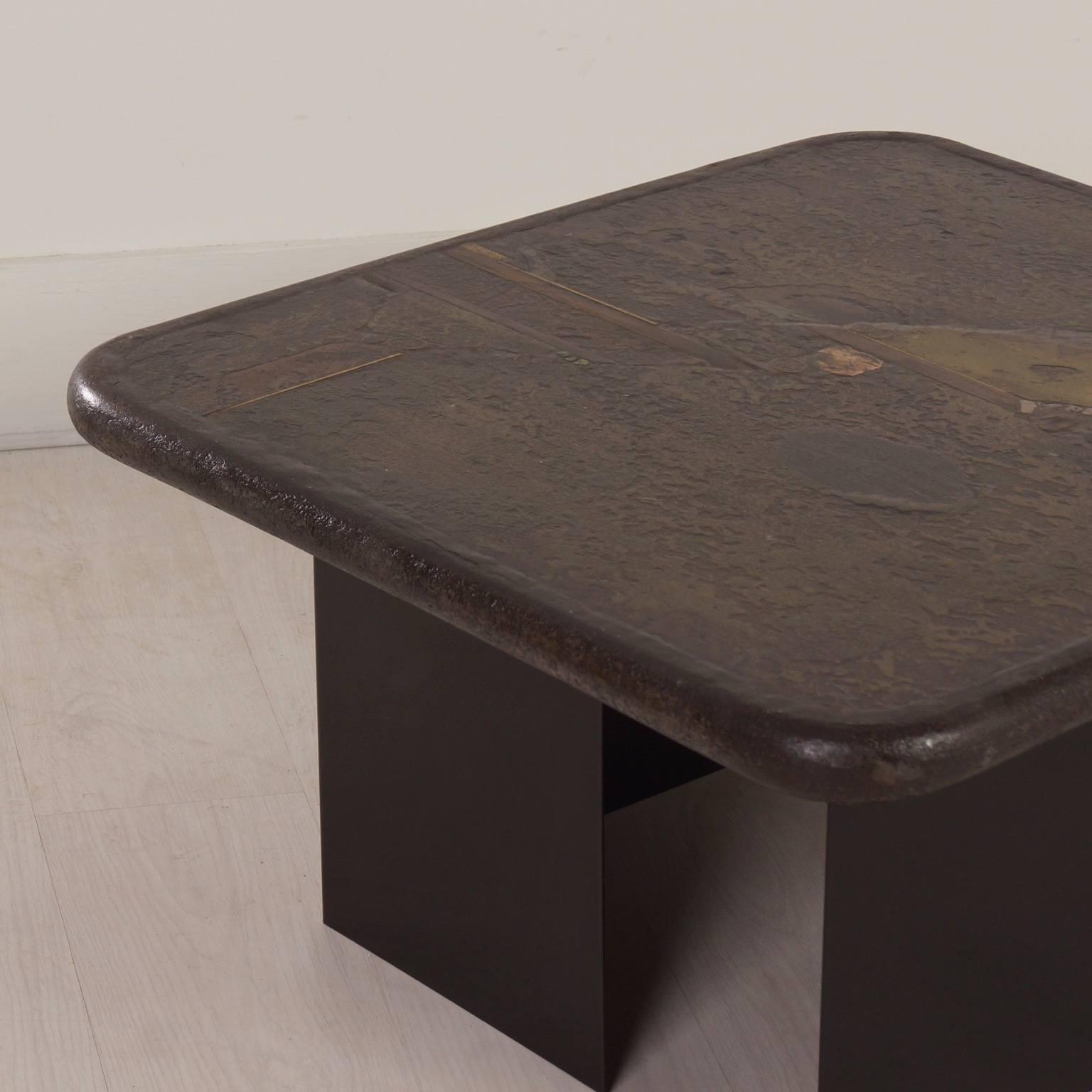 Paul Kingma Coffee Table Vintage Design