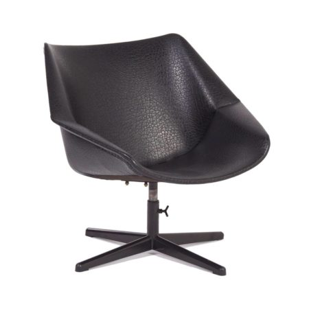 Swivel Chair FM08 by Cees Braakman for Pastoe, 1959 | Mid Century Design