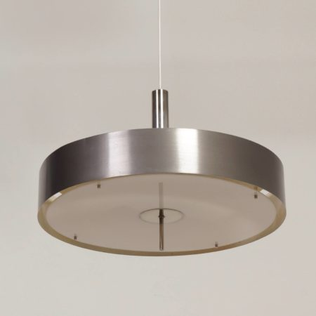Pendant Model 266 by Louis Baillon for Jacques Biny/Luminalite Edition, 1958