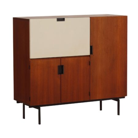 Pastoe cabinet CU06 by Cees Braakman, 1958 | Mid Century Design