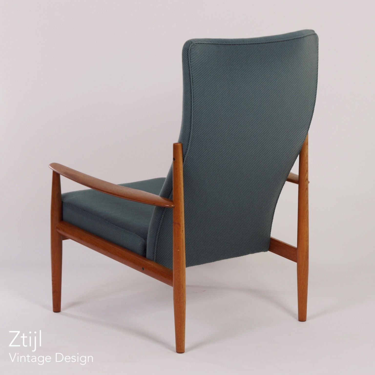 Danish Armchair By Grete Jalk For France Amp Son 1960s