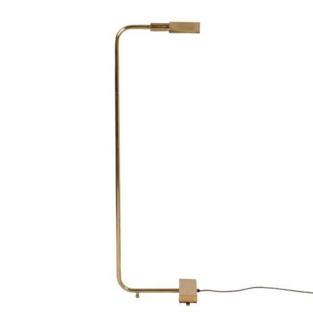 Brass Floor Lamp by Best & LLoyd, England – 1970 | Mid Century Design