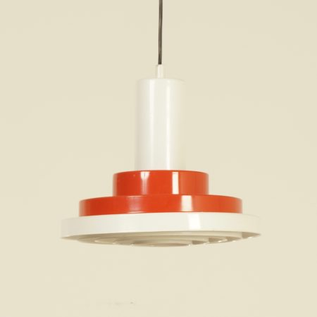 Finnish Hanging Lamp by Heikki Turunen for Orno, 1970s.