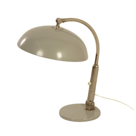 Hala 144 Desk Light by H. Busquet, 1960s | Mid Century Design