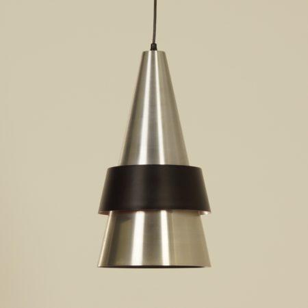Corona Pendant by Jo Hammerborg for Fog & Morup, 1963
