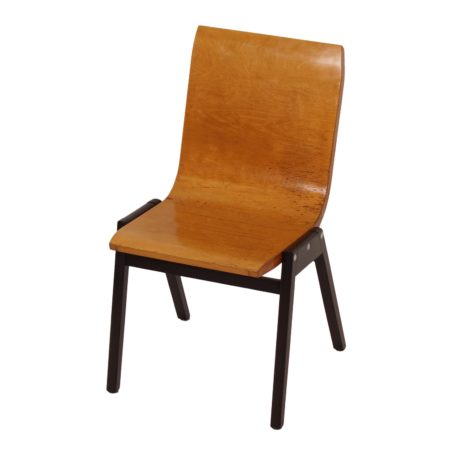 Beech Dining Chair by Roland Rainer, 1956 | Mid Century Design