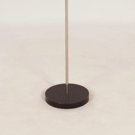 Aluminum Floor Lamp by J. Hoogervorst for Anvia, 1960s