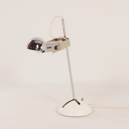 T359 Desk Lamp by Robert Sonneman for Luci Cinisello Milano, 1970s