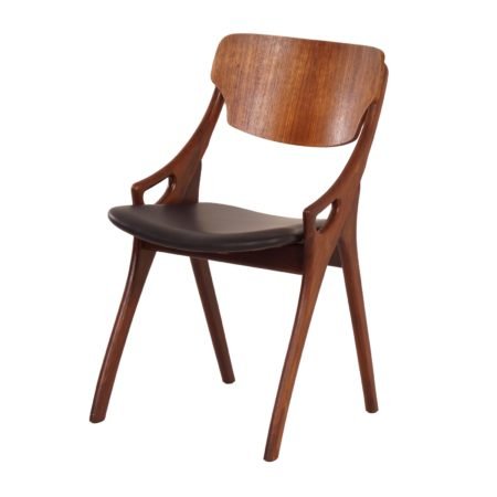 Danish Dining Chair by Hovmand Olsen for Mogens Kold, 1960s (1) | Mid Century Design