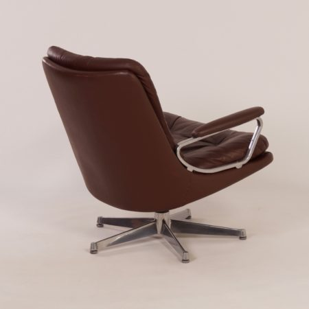 Gentilina Arm Chair by Andre Vandenbeuck for Strässle, 1960s