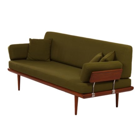 Minerva Sofa by Hvidt & Mølgaard-Nielsen for France & Søn, 1950s | Mid Century Design