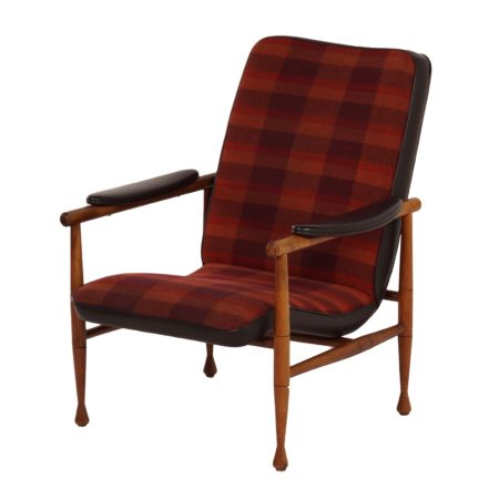 Teak Armchair Model 279 by Topform, 1960s | Mid Century Design