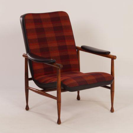 Teak Armchair Model 279 by Topform, 1960s