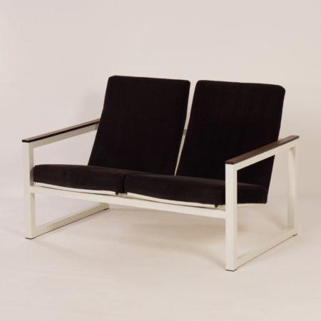 Rare 2-Seater Sofa by Tjerk Reijenga and Friso Kramer for Pilastro, 1960s