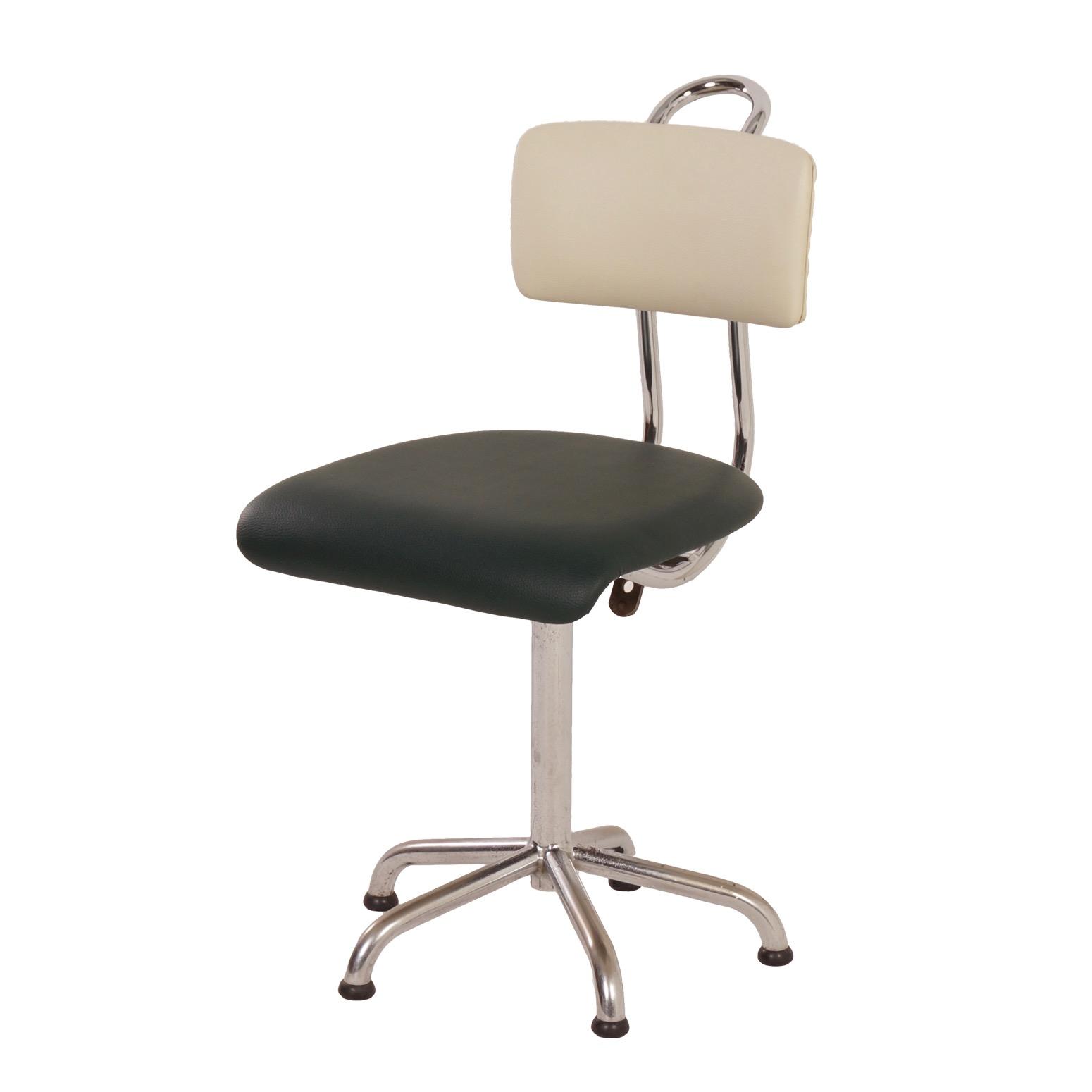 Fantastic Adjustable Office Chair By Toon De Wit For De Wit 1950S Spiritservingveterans Wood Chair Design Ideas Spiritservingveteransorg