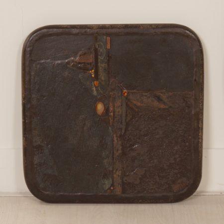Set Brown Coffee Table's by Paul Kingma, 1989/90