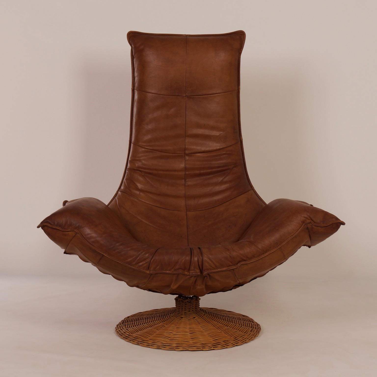 Gerard Van Den Berg 2 Fauteuils.Wammes Lounge Chair By Gerard Van Den Berg For Montis 1970s