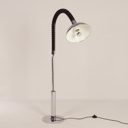 Space Age Floor Lamp with Flexible Arm from Cosack, 1970s