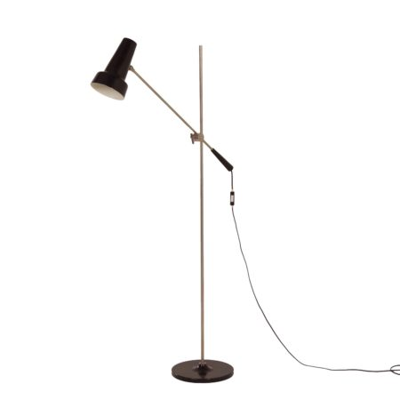 Floor Lamp Model 329 by Willem Hagoort, 1960s | Mid Century Design
