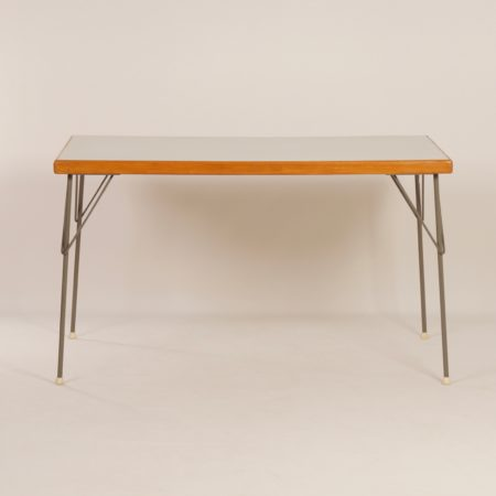 Dining Table model 531 by Wim Rietveld and André Cordemeyer for Gispen, 1950s