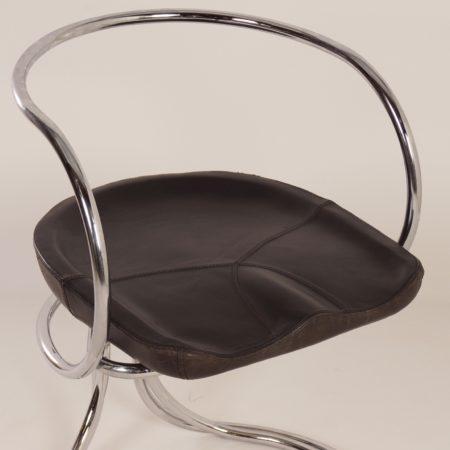 Tatlin Chair by Vladimir Tatlin for Nikol International, 1950s