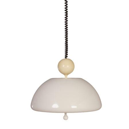 Saliscendi Pendant 1700 by Elio Martinelli for Martinelli Luce, 1970s | Mid Century Design