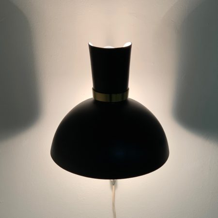 Italian Diabolo Wall lamp by Stilnovo, 1960s