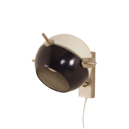 Danish Wall Light Lillesput by Sven Middelboe for Nordisk Solar lamps, 1960s | Mid Century Design