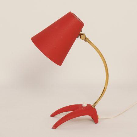 Swedish Desk Lamp by Ewa Värnamo, 1950s