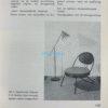 White Floor lamp by Floris Fiedeldij for Artimeta, 1950s