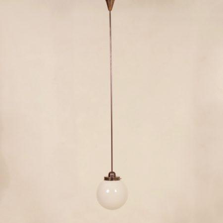 Giso Pendant by W.H. Gispen for Gispen, 1930s