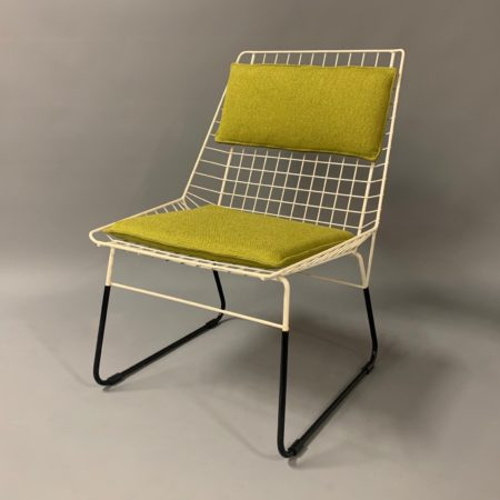 Flamingo Wire Chair by Cees Braakman for Pastoe, 1960s