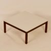 White Coffee table TZ 78 W by Martin Visser for 't Spectrum, 1960s