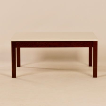 White Coffee table TZ 78 W by Martin Visser for 't Spectrum, 1960s
