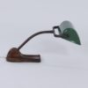 Bauhaus Bankers Desk Lamp by Horax, 1930s